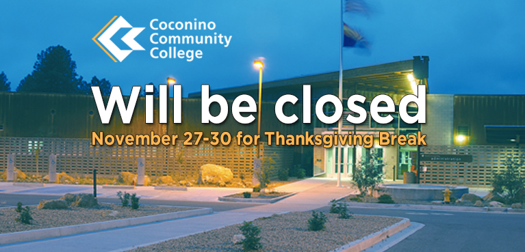 CCC campuses closed Nov. 27-30