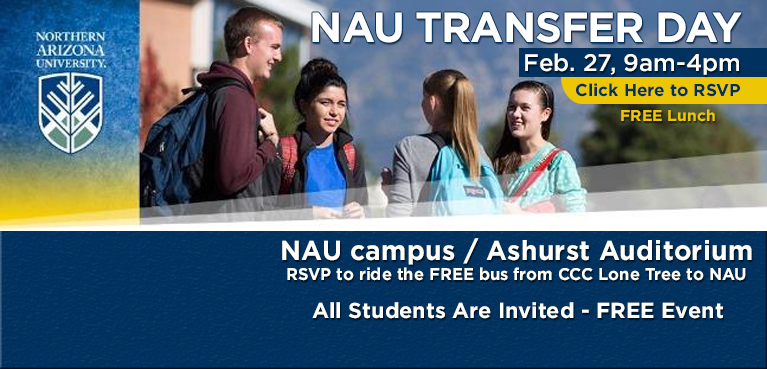 NAU Transfer Day