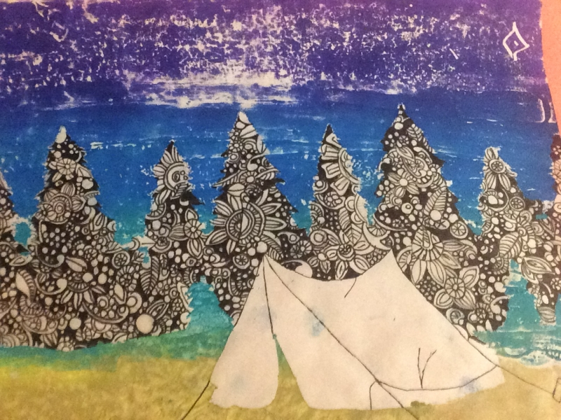 e1d8a2ab538 Coconino Community College - CCC summer art classes dig deep into ...