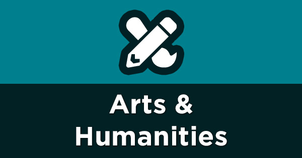 Arts and Humanities Logo
