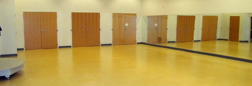 Classroom Fourth Street B32 Dance Studio Example