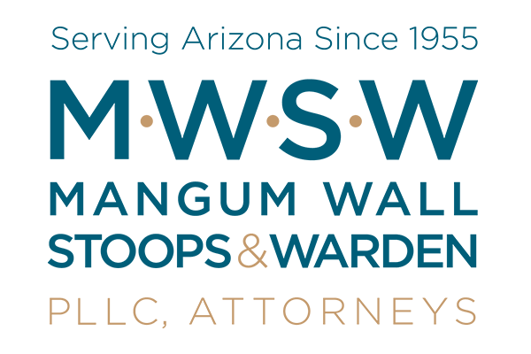 Mangum, Wall, Stoops and Warden Logo