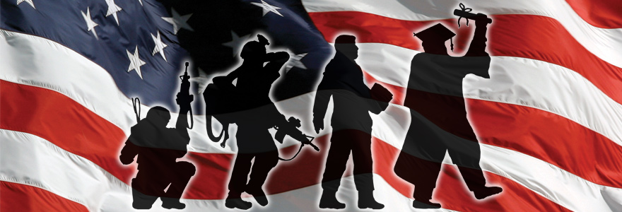 Veteran Services Header Image