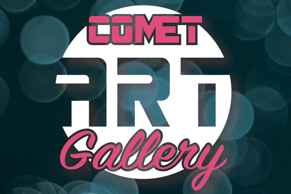 Comet Art Gallery Logo