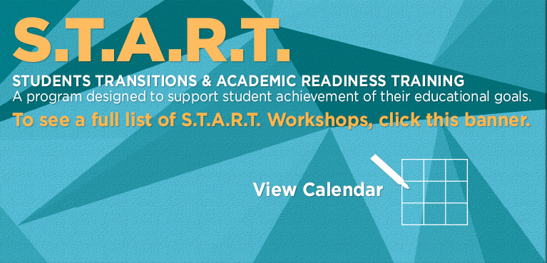 S.T.A.R.T. Workshops