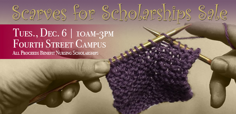 Scarves for Scholarships